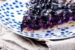 How to Bake a Blueberry Pie